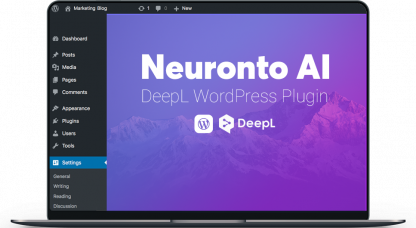 Neuronto DeepL WordPress Plugin